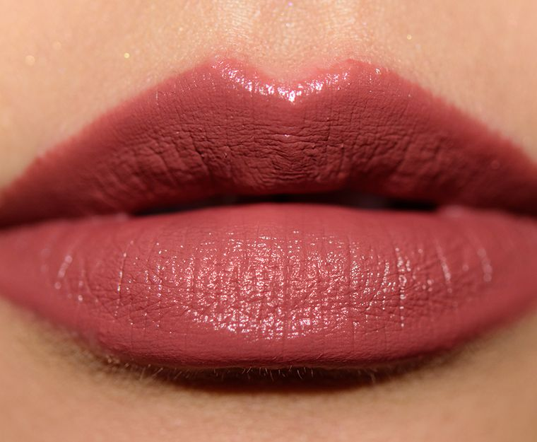 Brown TARTE COSMETICS color splash lipstick - colada