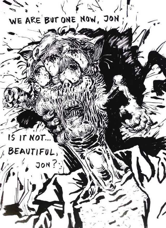 100 Best I Msorryjon Images In 2020 Horror Art Lovecraftian Horror Lovecraftian