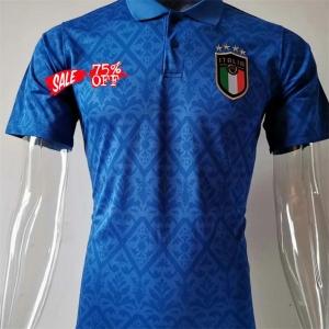 Italy 2020 Euro Wholesale Blue Cheap Soccer Polo Jersey Sale Discount Shirt Italy 2020 Euro Wholesale Blue Cheap S In 2020 Blue Polo Shirts Soccer Shirts Custom Soccer