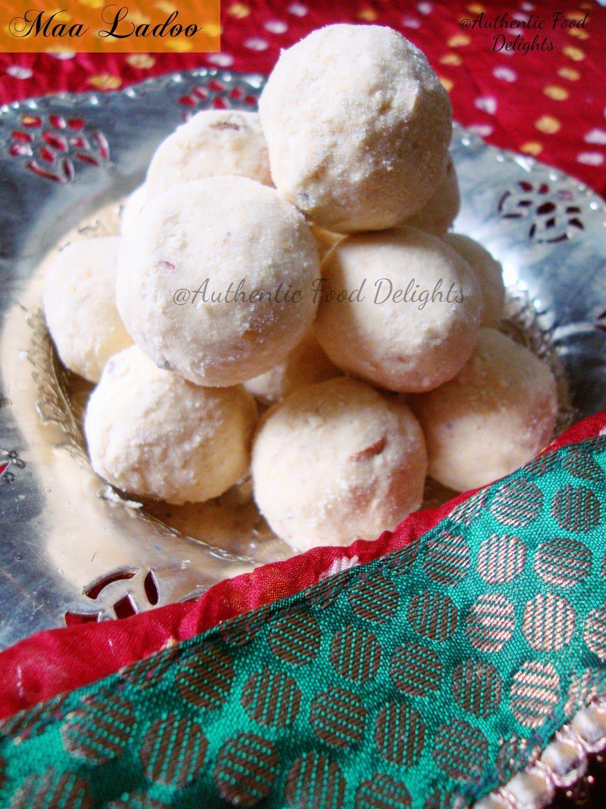 Authentic Food Delights: Maa Ladoo