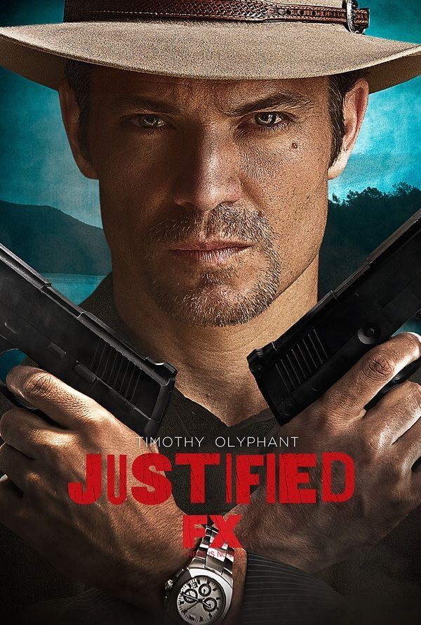 Justified TV Poster (#10 of 12) - IMP Awards