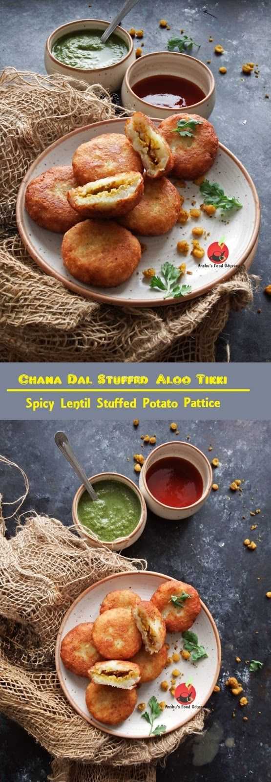 chana dal stuffed crispy aloo tikki aloo tikki recipe indian food recipes recipes on hebbar s kitchen recipes aloo tikki id=31423