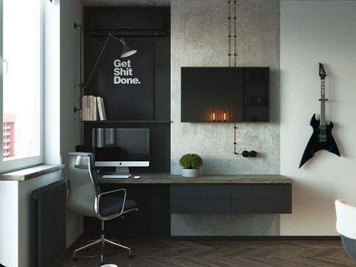 35 enviable apartment decoration for men  home design