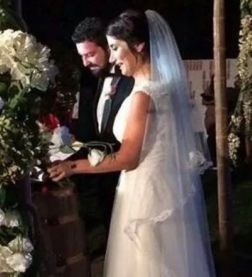 Irem Derici Evlendi Dugun Guzellik Kizlar Gelinlik