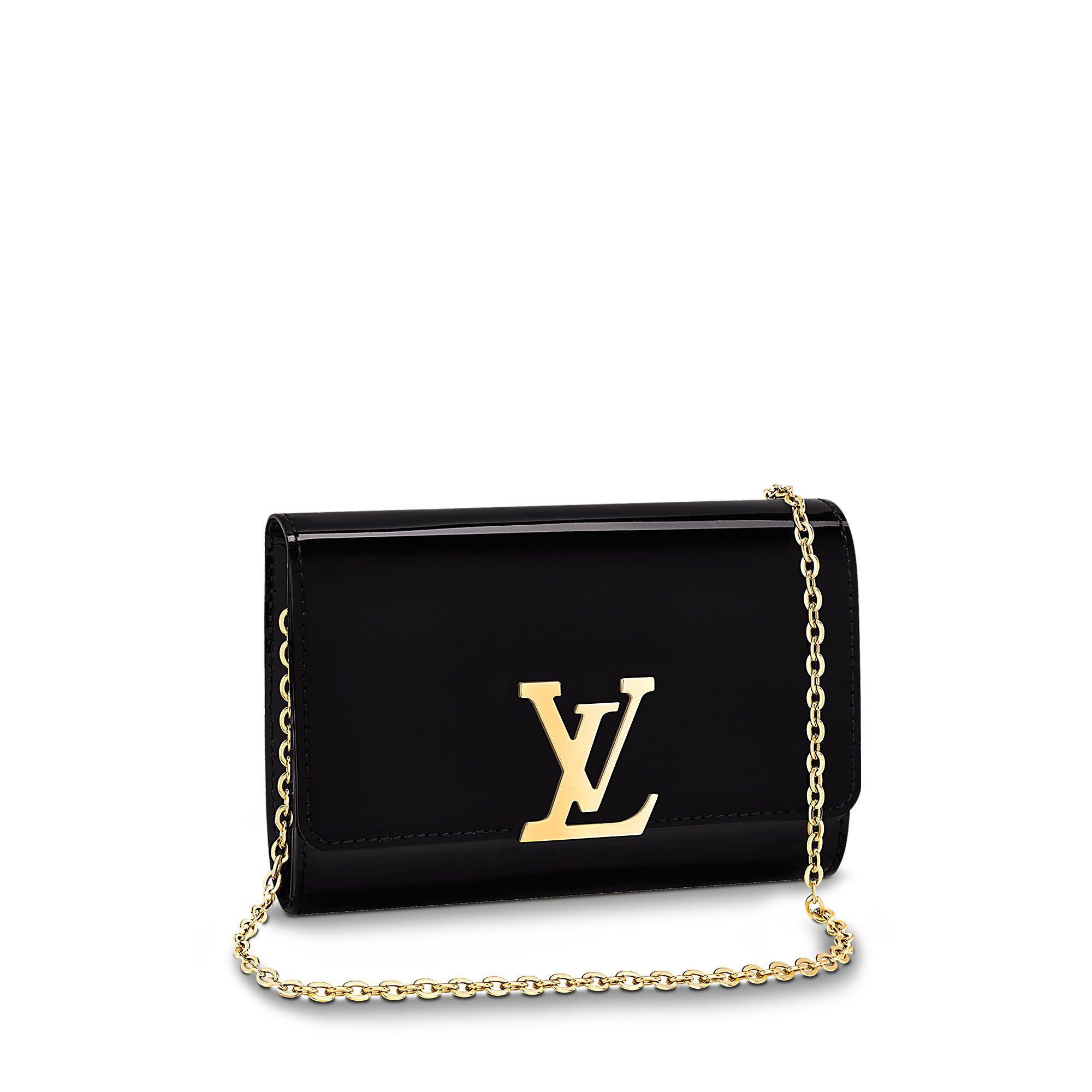 22d565aa65e0 Chain Louise GM via Louis Vuitton