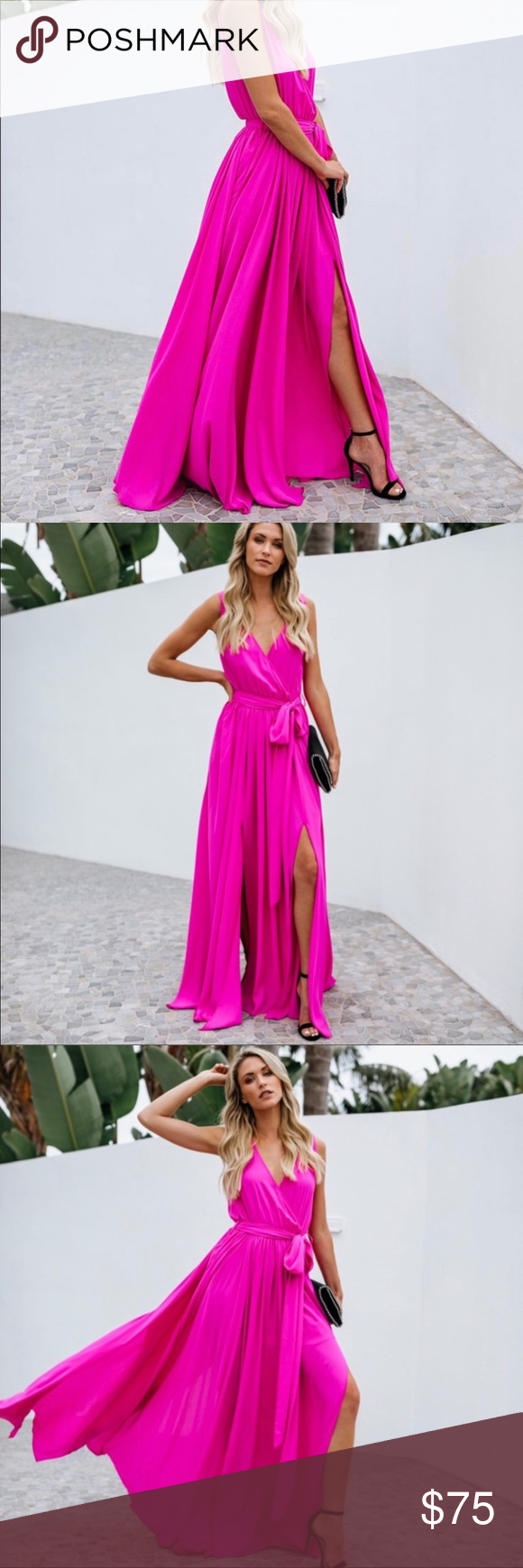 Vici Nwot Diana Sleeveless Maxi M In 2020 Maxi Dress Vici Dress Dresses [ 1740 x 580 Pixel ]