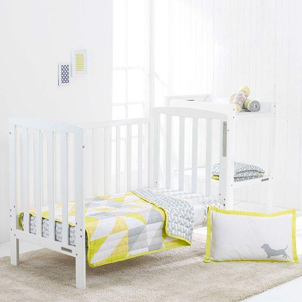 4 Piece Cot Set Dachshund Target Australia Babies