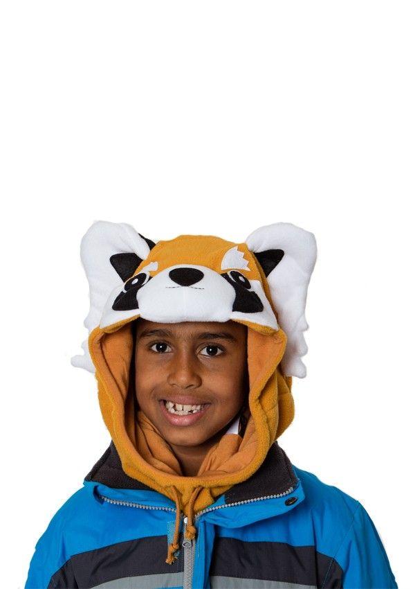 Red Panda Neck Warmer  268cb71b9fee2