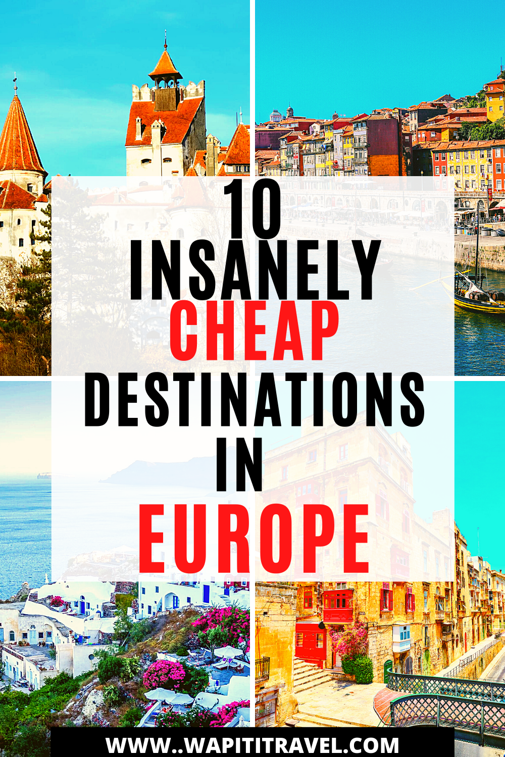10 Of The Cheapest Countries To Travel In Europe Wapiti Travel