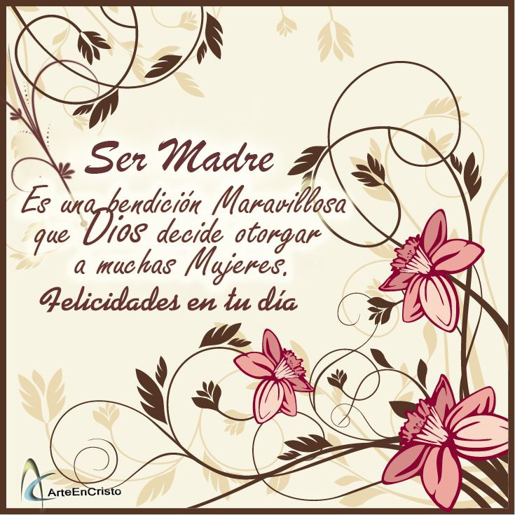 Imagenes Cristianas Del Día De Las Madres Postales
