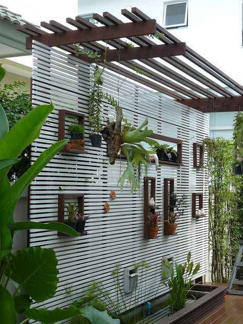 Terraces present wonderful possibilities in the garden. Terraces present wonderful possibilities in the garden.