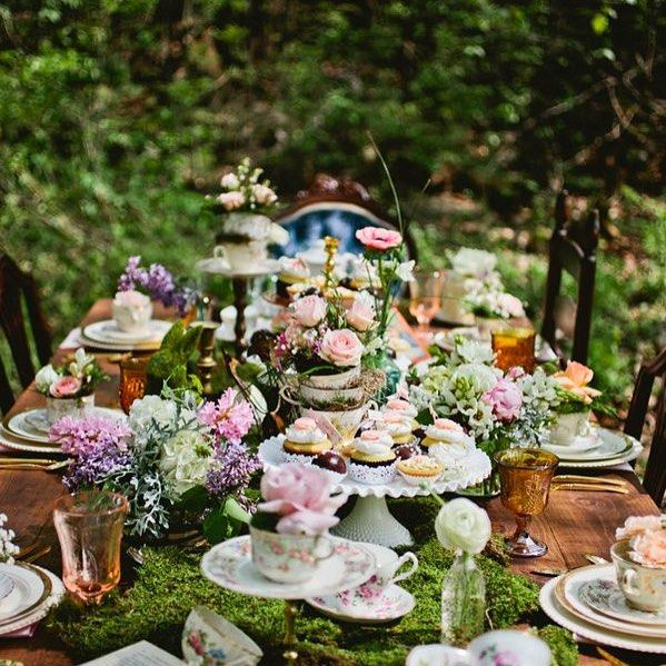 It's Teatime Somewhere.. How Are You Celebrating