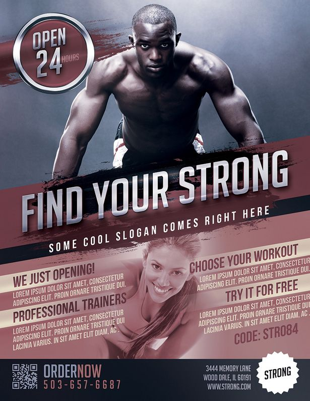 http\/\/vpimgss3amazonaws\/gym-flyer-detail-2jpg Fitness - Gym Brochure Templates