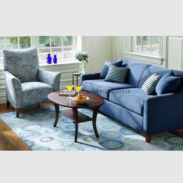 Kursi Sofa Ruang Tamu Minimalis Model Meja Oval Ruang Keluarga