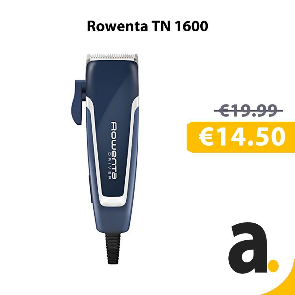 Cortapelos ROWENTA con cuchillas de acero inoxidable con una longitud de  corte entre 0 6739cfbc7fe