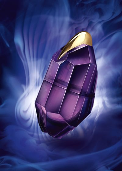 Alien Initiatory Stone by Thierry Mugler. Alien Initiatory Stone is available as a limited edition, in amount of 15ml EDP. It will appear on the market during January 2009.