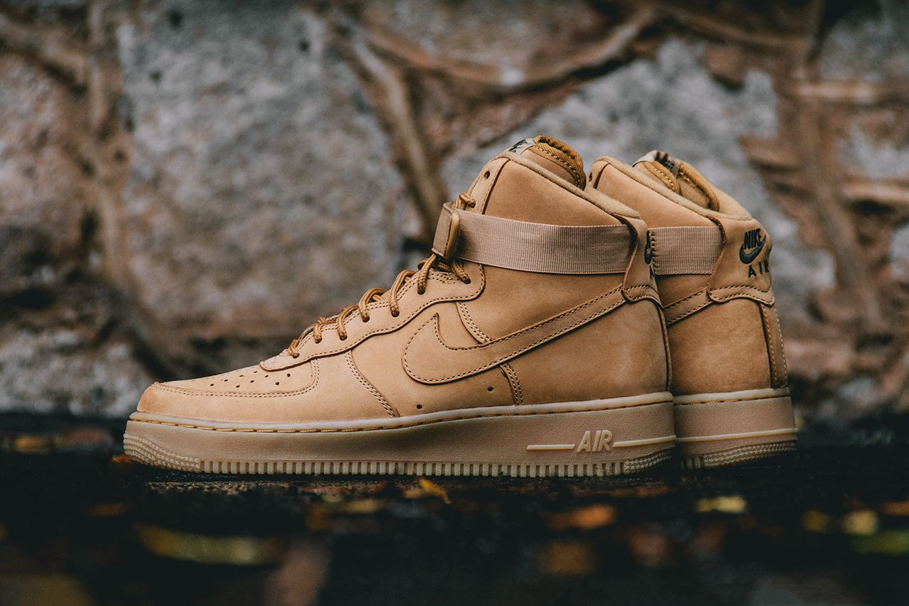 nike air force 1 mid 07 wheat