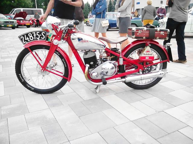 Jawa Special 1936 #pojazdyzabytkowe #JawaSpecial1936 #classiccars#classicmotorcycle #elegancecontest #boguchwala