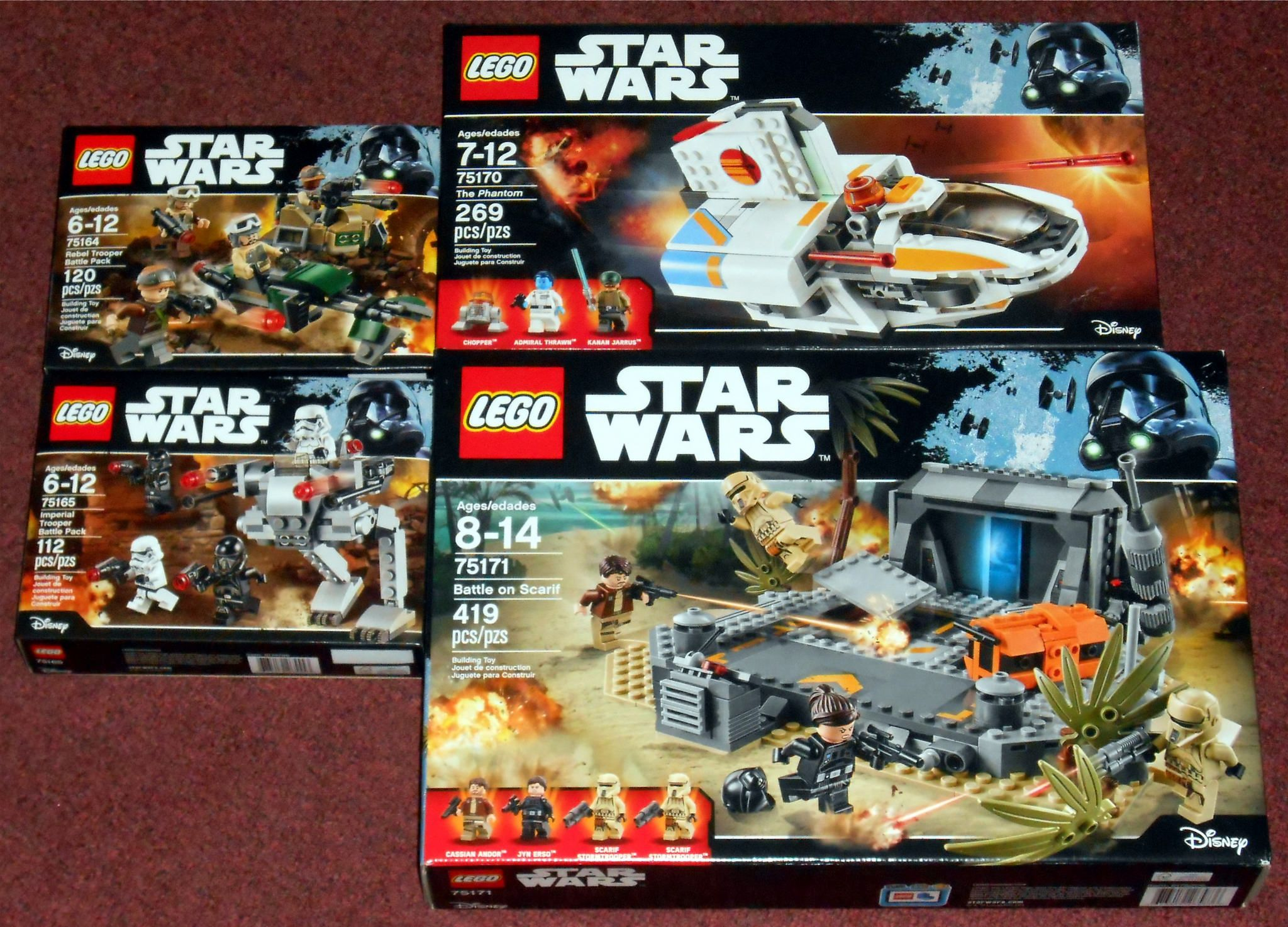 20% off new 2017 Lego Star Wars sets at Toys 'R Us! How ...