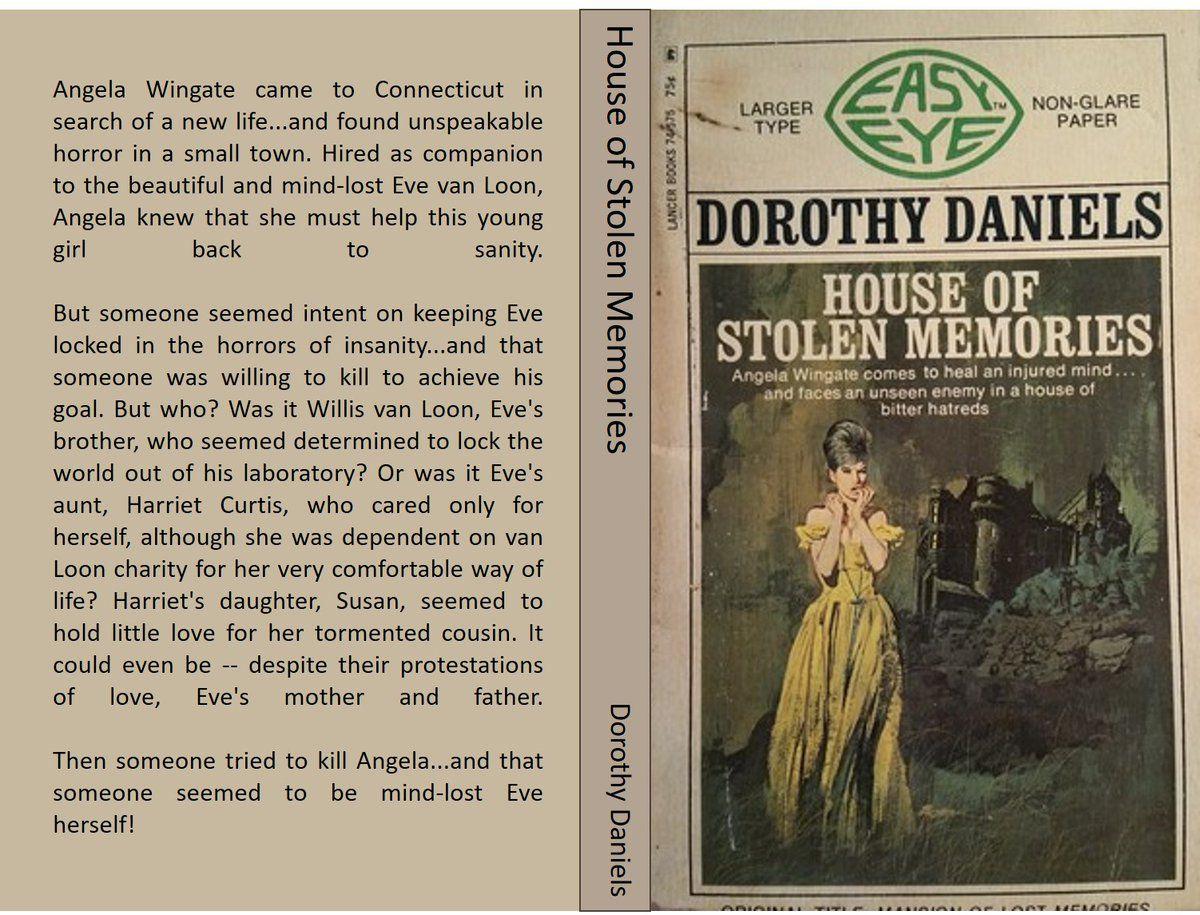 GRR (@reneerossbooks) | Twitter Vintage Gothic Romance Books novels