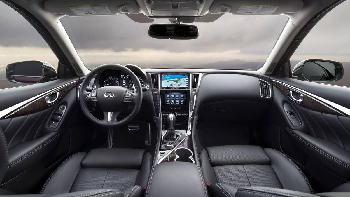 Infiniti introduces 400hp Q50 Red Sport sedan and QX60