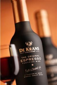 De Krans Espresso | wine.co.za