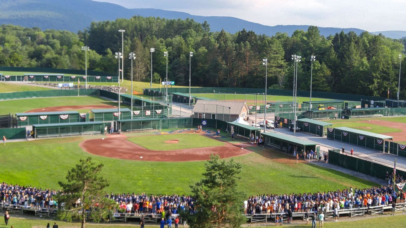 Cooperstown S Annual Baseball Dreams In Jeopardy In 2020 Cooperstown Dreams Park Cooperstown All Star Village Hall Of Fame