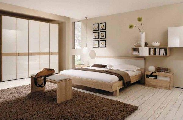 Bentuk Kamar Tidur Utama Minimalis