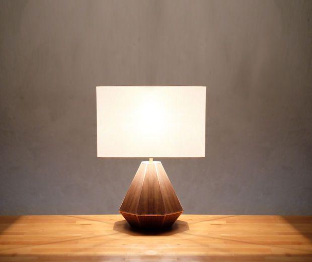 3d Print Walnut Lamp Lamp Make A Lamp 3d Printing