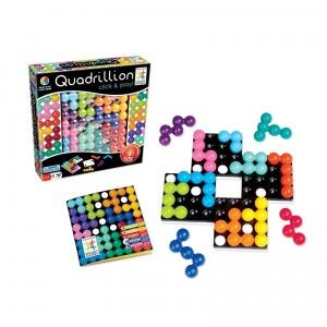 Quadrillion From Smart Toys And Games Games Smart Toys Logic Games