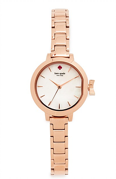 a8d2b97756c44e RoseGold Watch by  katespade