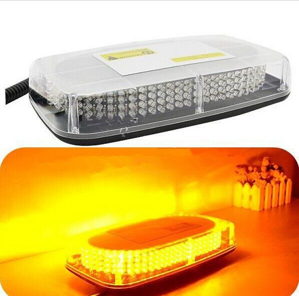 01018 Carro Telhado Piscando Strobe Light Emergencia New 240led Dc 12 V 240 Levou Barra De Luzes De Adverte Strobe Lights Led Warning Lights Emergency Lighting
