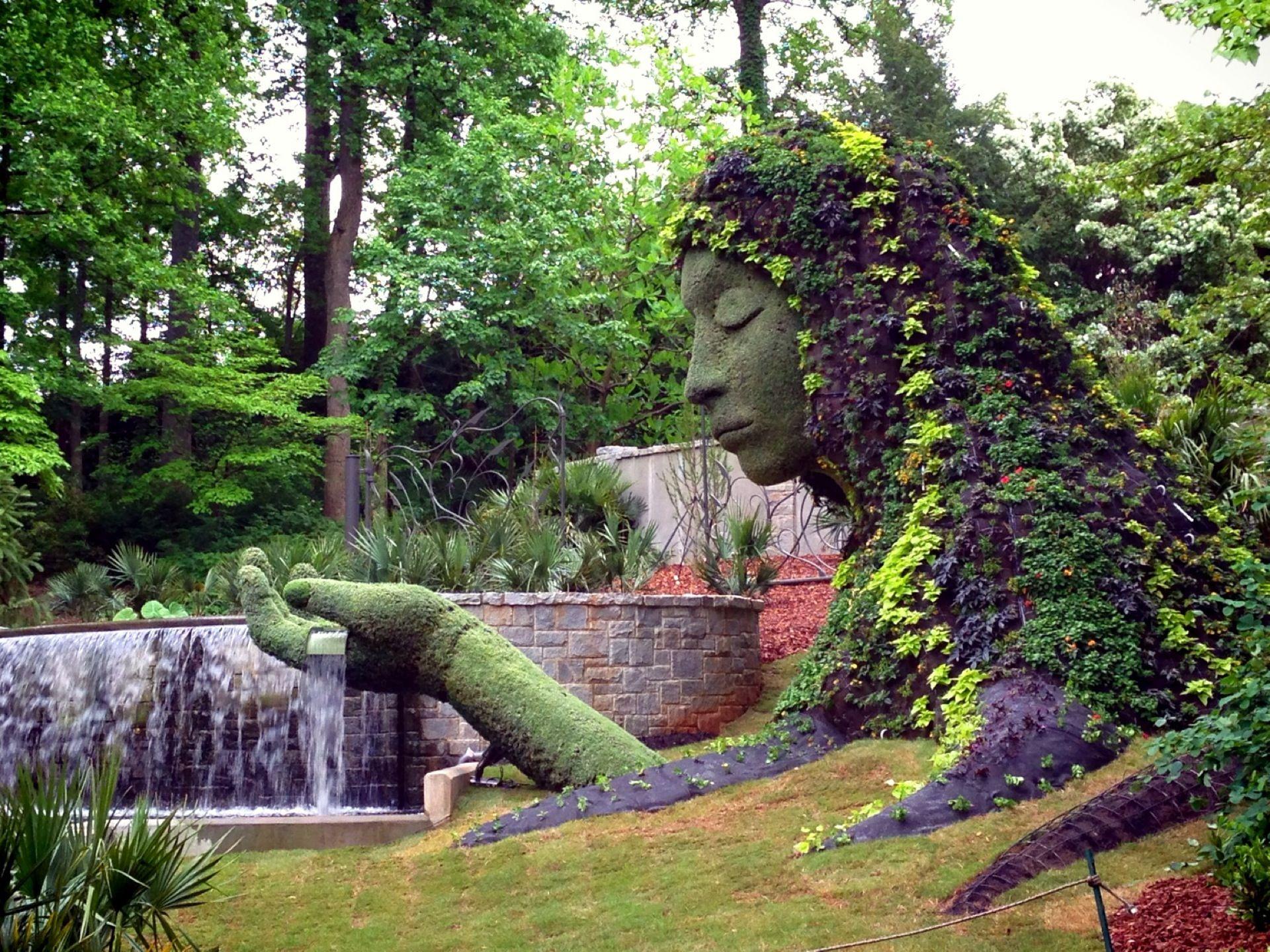 Exceptional Atlanta Botanical Garden In Atlanta, GA
