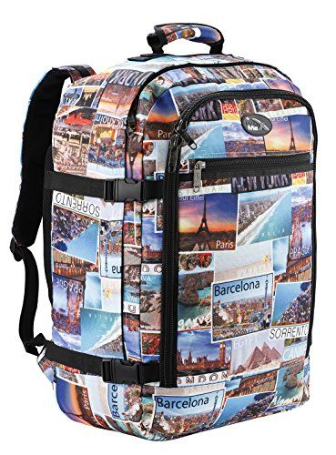 3d2376c856 Cabin Max Metz Backpack Flight Approved Carry on Bag - 22... Hand Luggage