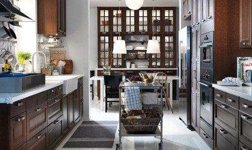 Ideas para decorar el comedor y la cocina   catálogo ikea 2010 ...