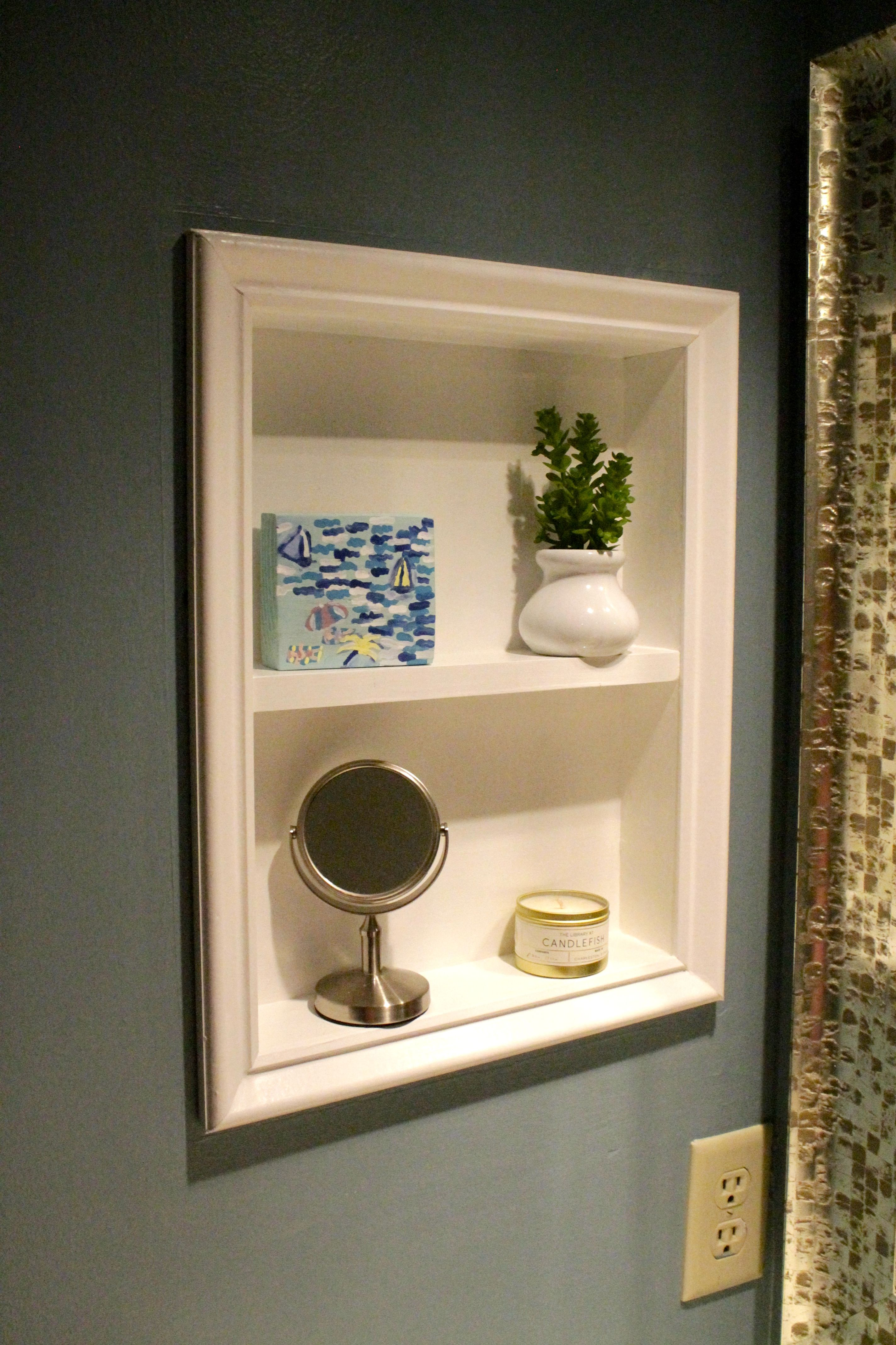 Want To Get Rid Of The Hideous 1990 S Medicine Cabinet In Your