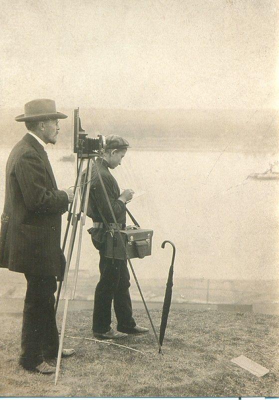 Первые российские фотографы