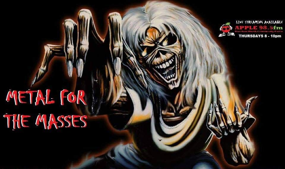 Bring On Board The Album That Started It All For Me Iron Maiden S