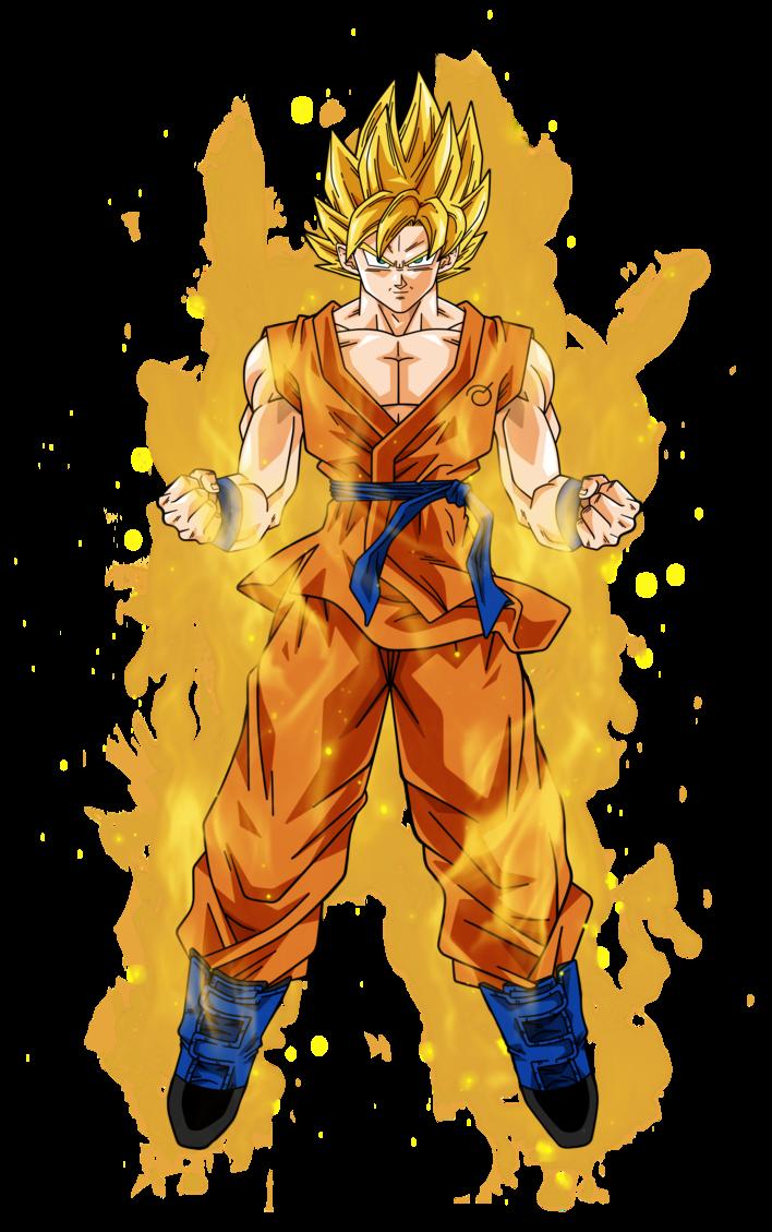 Goku Super Saiyan Aura Super Saiyan Blue Kaioken Goku Super Saiyan Dragon Ball