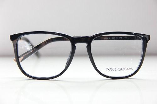 90a420422 Armação P/ Óculos De Grau Masculino Feminino D&g Dolce - R$ 169,00 Mais  #oculosmasculino #oculos