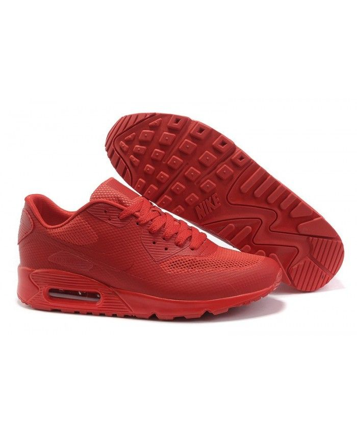 nike air max 90 hyperfuse rouge homme
