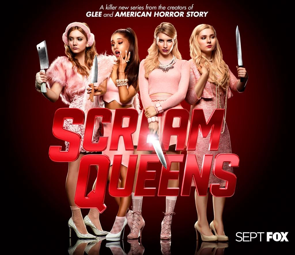 Výsledek obrázku pro scream queens