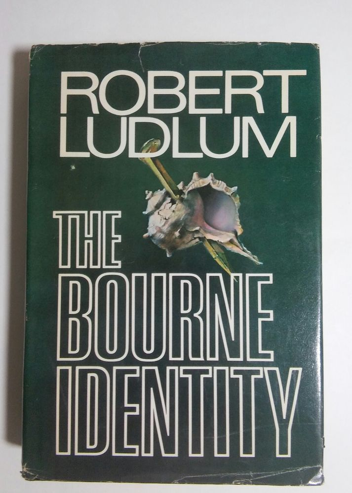 The Bourne Identity Book