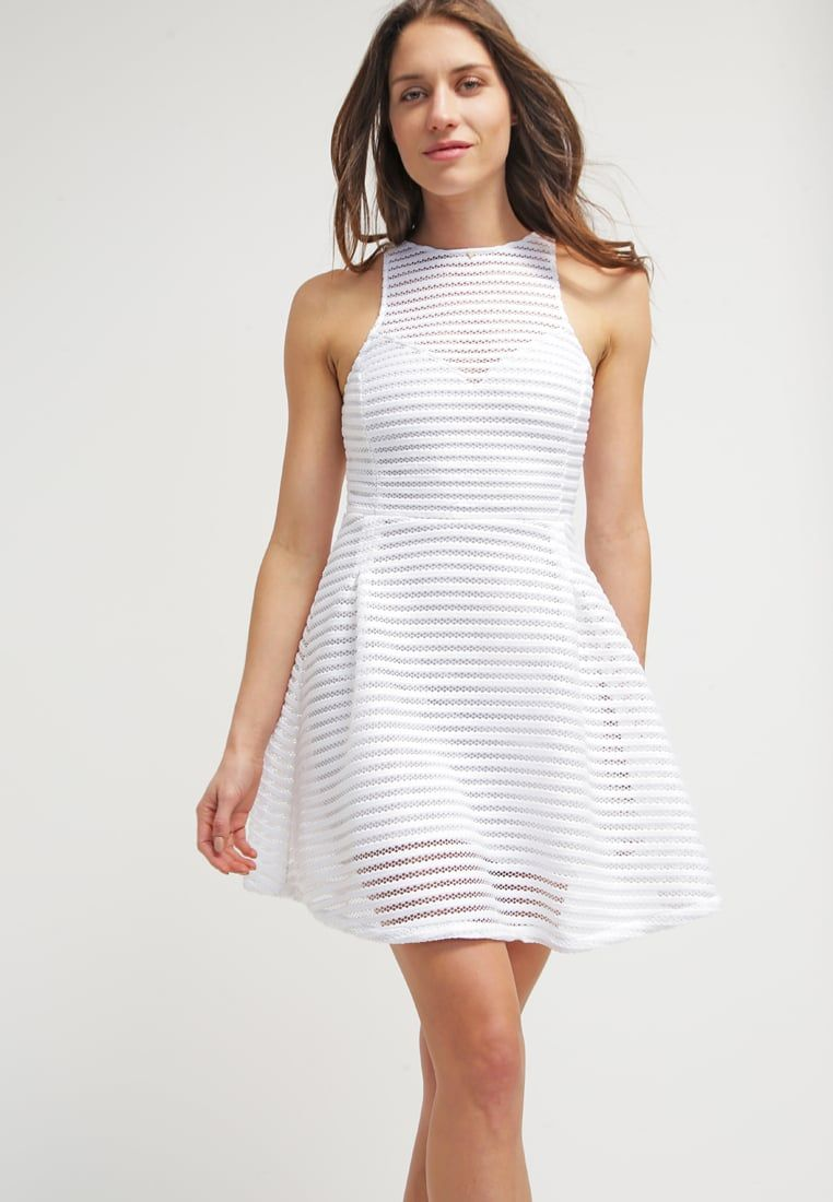 Guess CAROL Robe d'été true white | Zalando Top Promotion