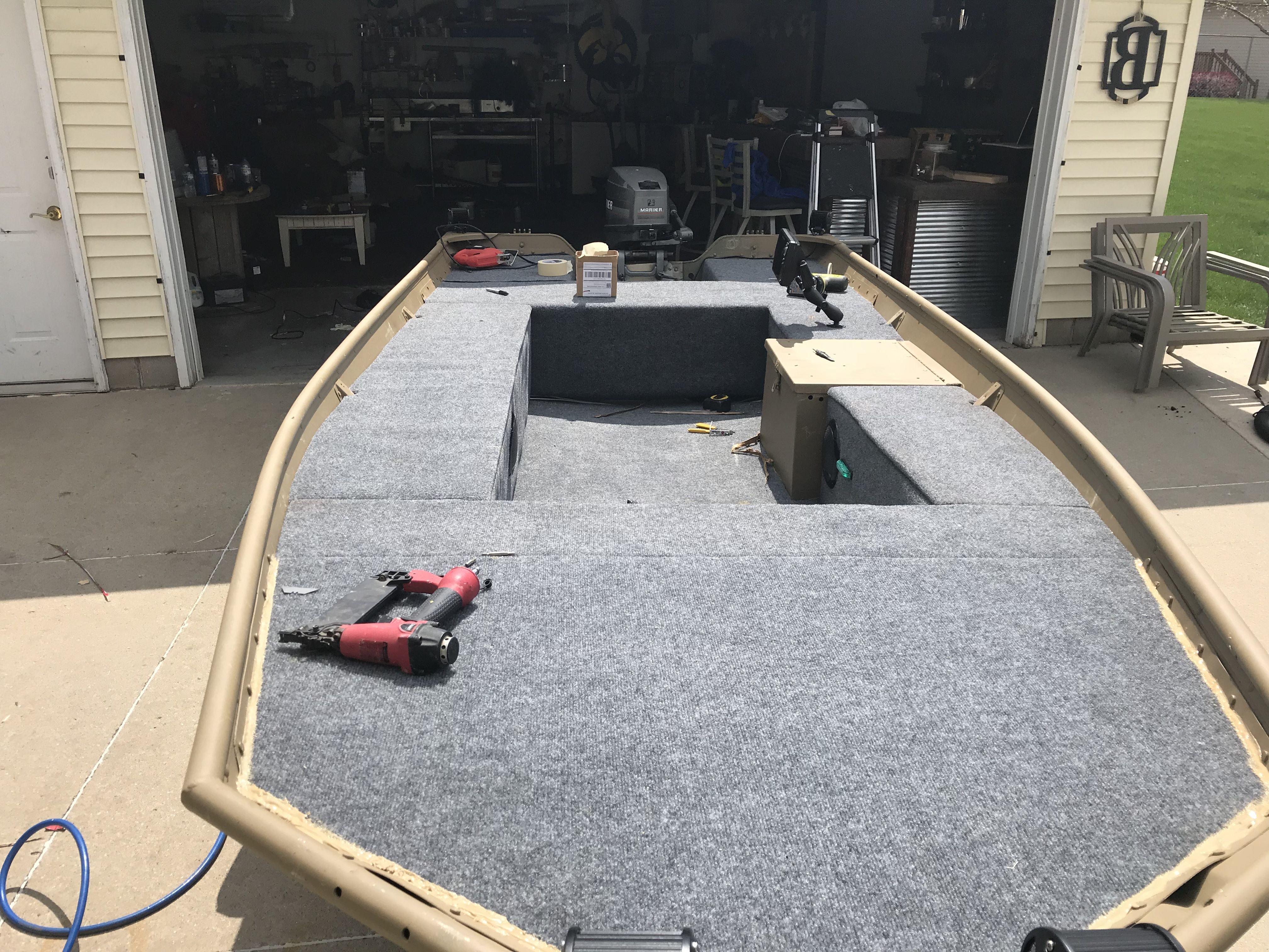 Pin by mike boquist on Jon boat layouts Boat stuff