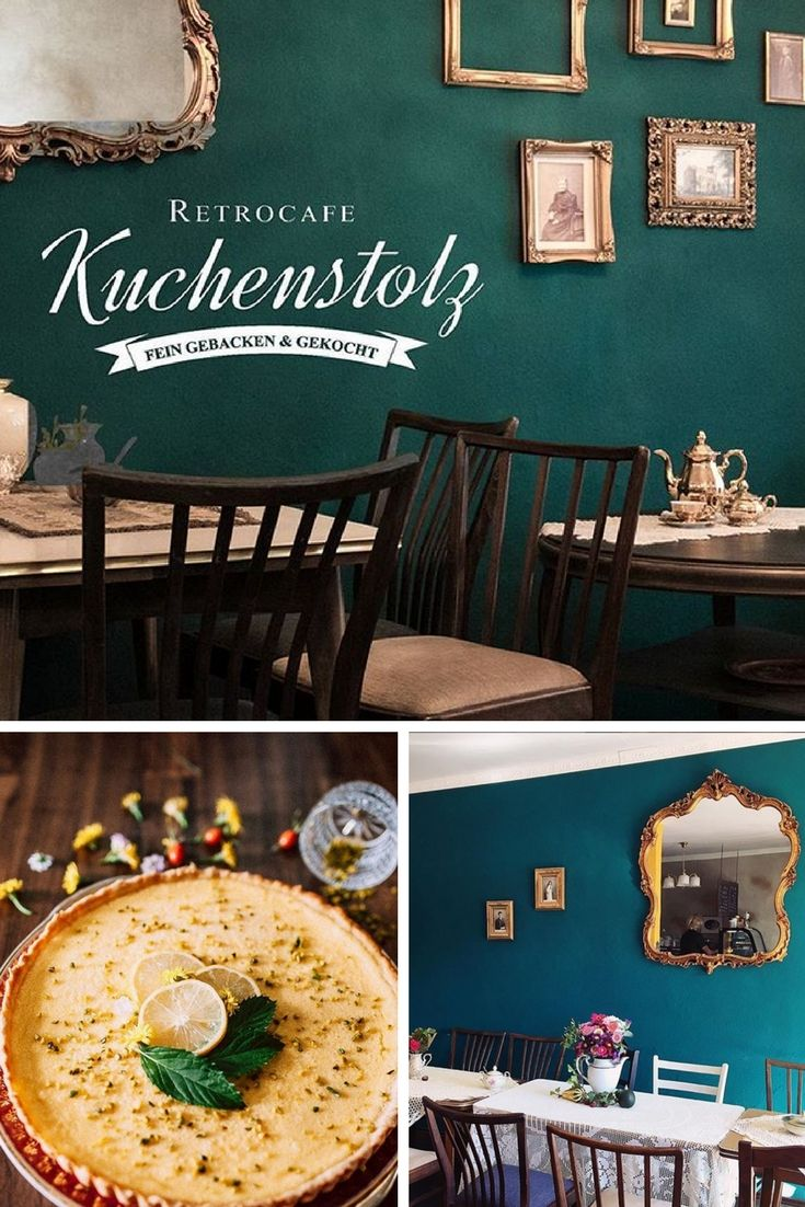 Das Retrocafé Kuchenstolz ist neu in Nürnberg Mögeldorf.In dem ...