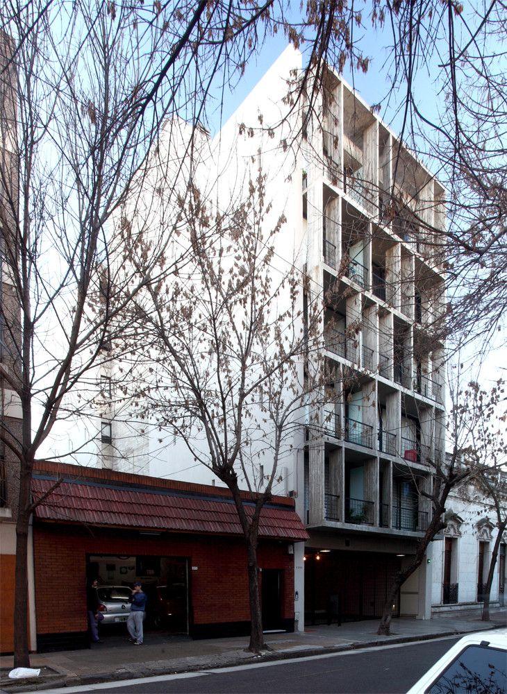 Galería de Edificio EEUU 4263 / BAK Arquitectos - 6