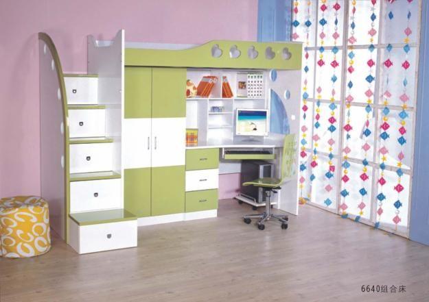 Literas Dormitorio Juvenil Camas De Niño Muebles Infantiles - Ibarra