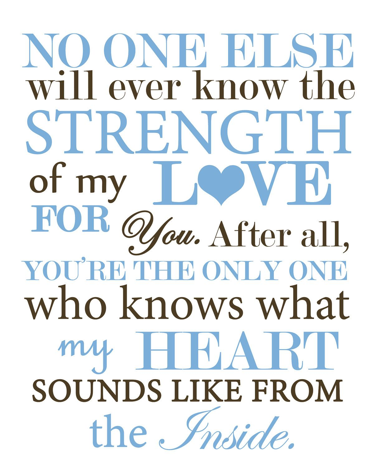 The Heart Know Who He Loves: Wall Of Qoutes On Pinterest