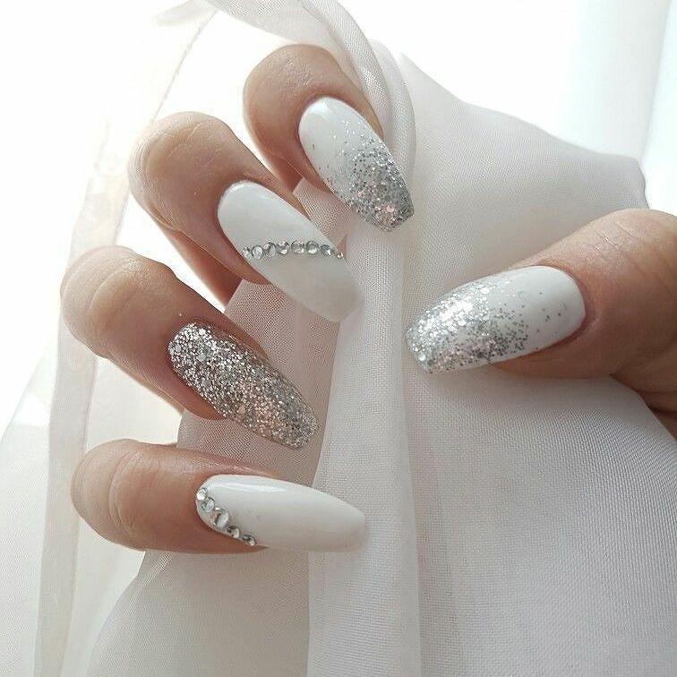What does your bridal manicure look like? #shaadibazaar #wedding ...
